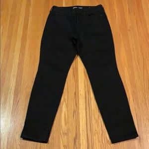 Old Navy High Rise Pop Icon Skinny Jeans - Size 8